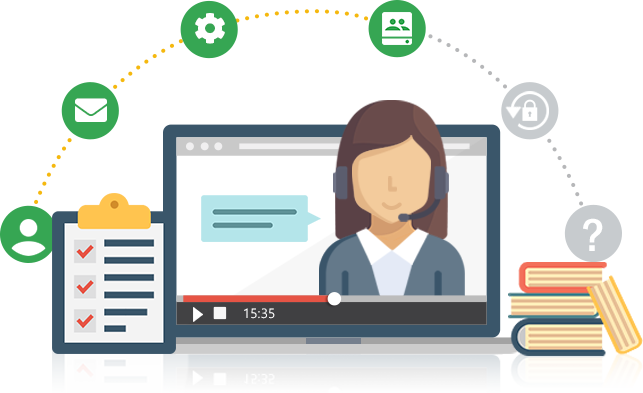 G Suite Online Video Training Course