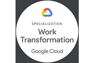 Google Cloud Partner Specialization
