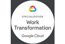 Specialization in Work Transformation